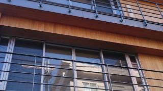 木造5階建てビル