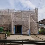 外壁のリフレッシュ工事